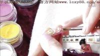 贴甲片的美甲教程视频-光疗美甲教程-美甲教程画花图片