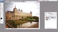 007ps教程, 制作上世纪的城堡效果