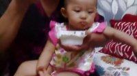 纳豆小戚家的宝宝有吃纳豆喽!每天吃纳豆的纳豆宝宝很可爱!