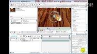 AE教程 8.4  旋转跟踪动画