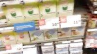 荷兰超市奶粉采购视频四川罗小姐牛栏和贵阳陈小姐美素2段奶粉