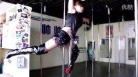 岳阳帅帅舞蹈旋转钢管舞 水滴视频啪相关视频