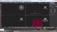 3d教程3dmax教程内置建模-长方体储物架01