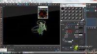 3Dmax教程材质--使用虫注材质制作钻石效果01