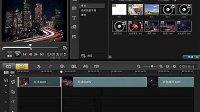 会声会影X4:视频素材的剪裁 1