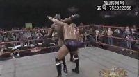 Booker T.布克.T vs 美国英雄Lex luger