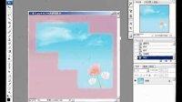 [PS]Adobe Photoshop CS6  ps 制作教程 水晶边框