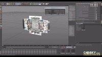 Cienma 4D图片阵列插件教程Image2Plane,支持Cienma 4d R13-14
