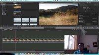 Final Cut Pro X教程6.剪辑工具和光流慢放及关键帧和试演片段