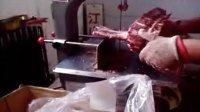 锯骨机锯条小型切骨机价格郑州哪里有卖