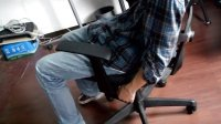 思客  转椅  椅子 8813椅子逍遥功能使用方法