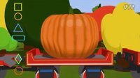 Learn Shapes and Carve Pumpkins with Shawn the Train - Fun C