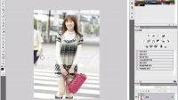 [PS]Photoshop新手教程,ps实战—用仿制图章去除照片中的多余人物