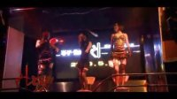 上海钢管舞视频—美女酒吧领舞【轩依☆胡老师】