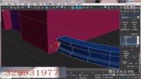 3Dmax室外建筑视频教程试学第五课 高清 高清