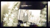婚礼电子相册-AE模板-QC0717