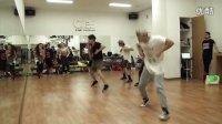 【NQ】金俊秀-Incredible 练习室舞蹈版