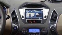 卡仕达领航 CA108-T现代IX35专用DVD导航 现代IX35专用GPS导航