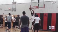 Quincy Miller Dominates Pick-Up Games During NBA O