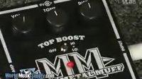 EH Micro Metal Muff 电吉他 重金属 效果器(十二)琦哲乐器行