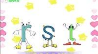 早教儿歌视频:abcd英文字母歌