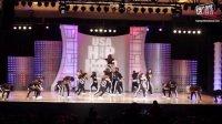 街舞强团MegaCrew2013美国hiphop舞蹈大赛炸场表演!