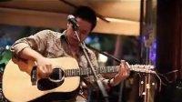 Eric Yu at 2013 SZLM Blues and Folk Festival. Shenzhen.China