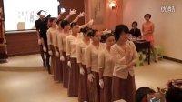 东莞圣丽学堂 圣丽美纤堂 团队展示 企业文化 舞蹈 千手观音