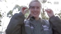 A day at the zoo through Google Glass