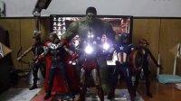TonyStark ToysWorld 超级特别篇Avengers assemble!