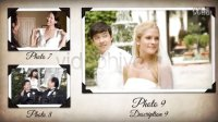NO.0338 idobe 爱情婚礼相册翻页AE模板