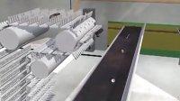 城市污水处理流程动画,佛山3D流程动画制作案例