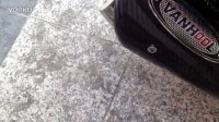 视频: 三阳GR125万虎全段白铁排气管声音三阳机车广西代理QQ:139692013
