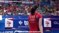 因达农VS李雪芮 2013羽毛球世锦赛 女单决赛视频图片