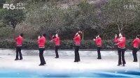 蝶恋花--幸福天天广场舞 《原创 正反面演示与分解》_剪切片段