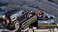 重庆唯一一辆 SUV 巨无霸福特F650 重庆九福老板座驾