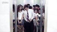 【油库搞笑】电梯超重怎么办