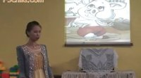 三明市少年宫艺术幼儿园小班语言文学活动《小猪妈妈的夹心面包》