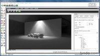 lynda视频教程 sketchup8草图大师Twilight渲染插件(教程概述)