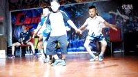 唐人街舞学员交流赛——少儿班poppin表演