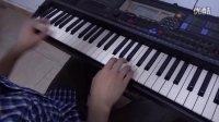 PSR288电子琴演奏爱拼才会赢