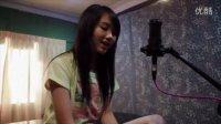 马来西亚的15岁小美女翻唱Nobody's Home(Avril Lavigne)