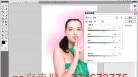 [PS]ps教程 photoshop教程 photoshop实例 ps视频教程 通道混合器命令:新锐插画设计