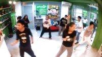左右流行舞蹈工作室暑期八月HIPHOP特训班