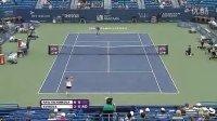 WTA纽黑文站四分之一决赛HL:科维托娃VS帕芙柳琴科娃