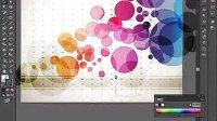AI视频教程_AI教程_AI实例教程_海报设计篇_绚丽的线条 标清