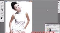 [PS]ps教程 photoshop教程 photoshop实例 ps视频教程 修改填充图层制作绸缎面料