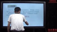 尚合教育2013年政法干警申论备考辅导课程(第三节)
