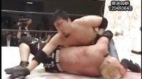 BJW联盟 Kasai Numazawa  Takeda vs Ito, Kobayashi