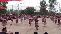 青山庄舞蹈会演:青山庄广场舞;吉祥
